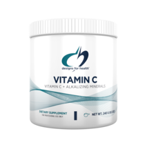 Vitamin C 240 g (8.5 oz) powder
